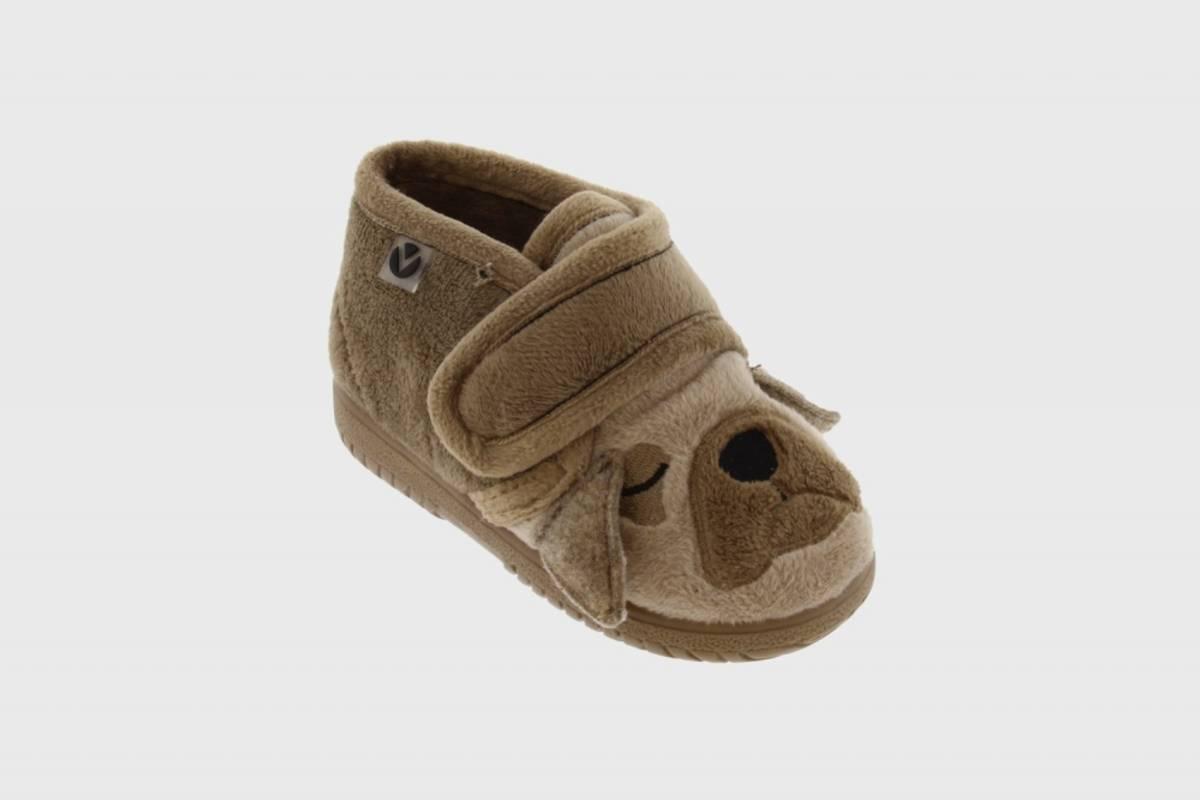 Victoria Shoes tøfler - hund