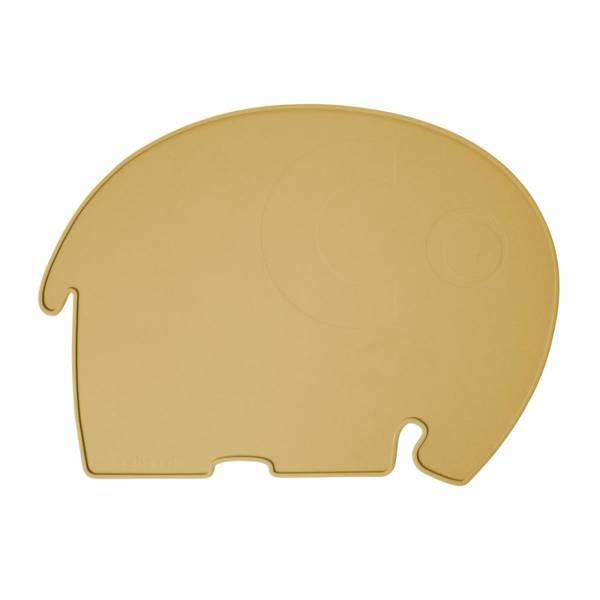 Bilde av Sebra spisebrikke med elefant - savannah y