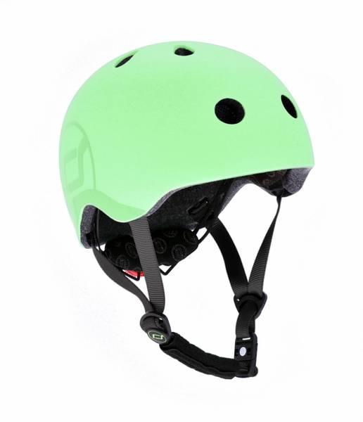 Bilde av Scoot & Ride hjelm - kiwi - 3-7 år
