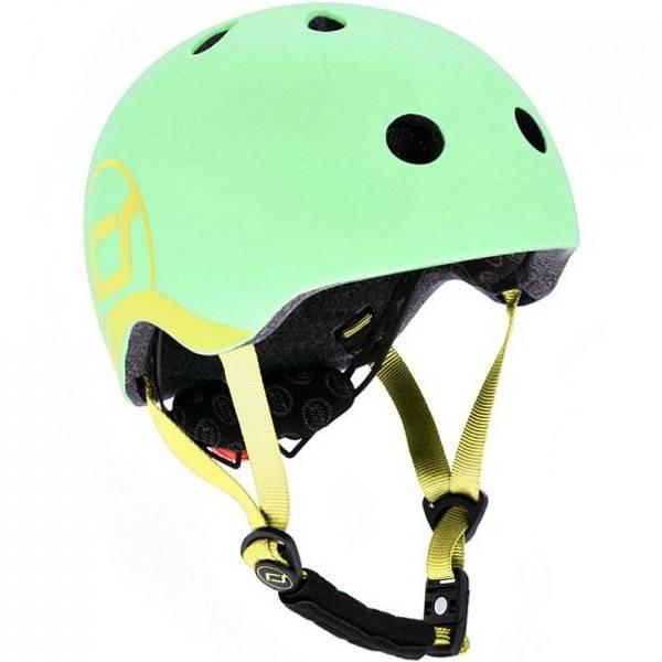 Bilde av Scoot & Ride hjelm - kiwi 1-4 år