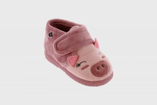 Bilde av Victoria Shoes tøfler - gris