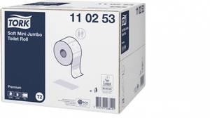 Bilde av Tork Myk Mini Jumbo toalettrull premium