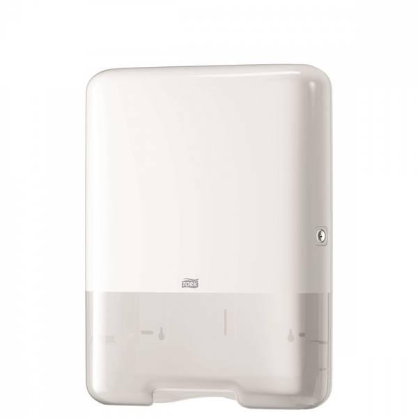 Tork Singlefold/C-fold Håndtørkdispenser Hvit (553000)