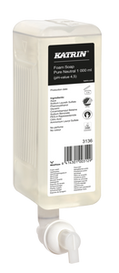 Bilde av Katrin Foam Soap Pure Neutral 1000 ml