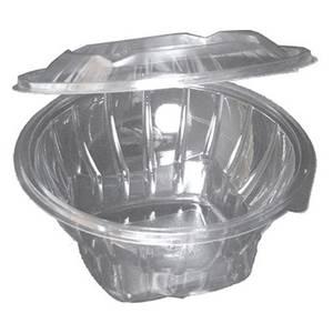 Bilde av Salatbolle m/hengslet lokk 1000 ml