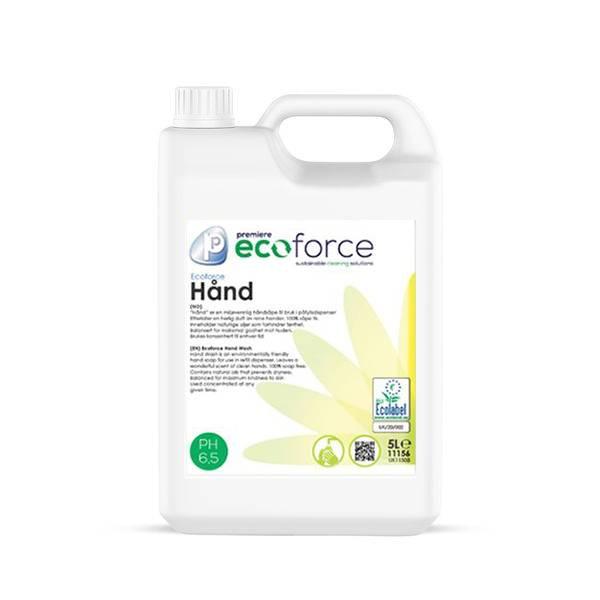 Ecoforce Håndvask kn a 5 litr