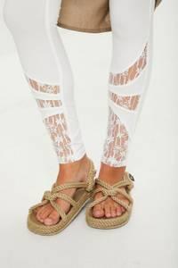 Bilde av Lace leggings