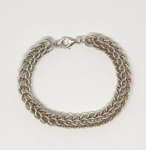 Bilde av Full persian sølvarmbånd
