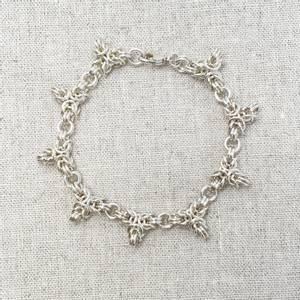 Bilde av Stjerne sølvarmbånd