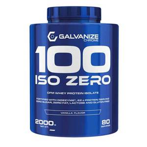 Bilde av Galvanize 100 ISO ZERO 2kg Vanilla Cream