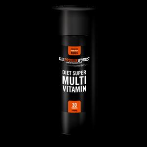 Bilde av TPW Diet Super Multi Vitamin 30 tabletter