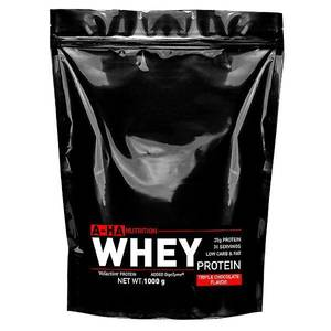 Bilde av A-HA Nutrition Whey Protein 1kg Triple Chocolate