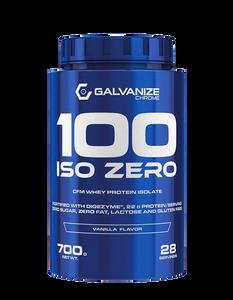 Bilde av Galvanize 100 ISO ZERO 700g Vanilla Cream