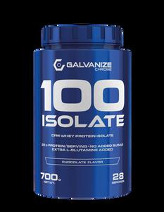 Bilde av Galvanize 100 Isolate 700g Chocolate