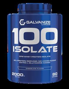 Bilde av Galvanize 100 Isolate 2kg Chocolate