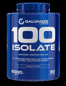 Bilde av Galvanize 100 Isolate 2kg Vanilla