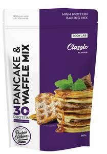 Bilde av Bodylab Pancake & Waffle Mix 500g - Classic
