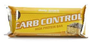 Bilde av Body Attack Carb Control Protein Bar 100g, Crispy