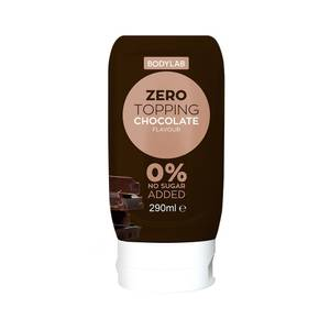 Bilde av Bodylab Zero Topping 290ml, Chocolate