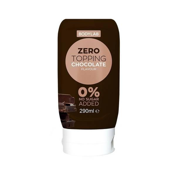 Bodylab Zero Topping 290ml, Chocolate