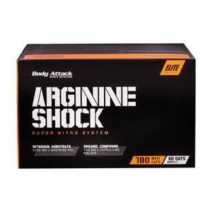 Bilde av Body Attack Arginine Shock 180 kaps.
