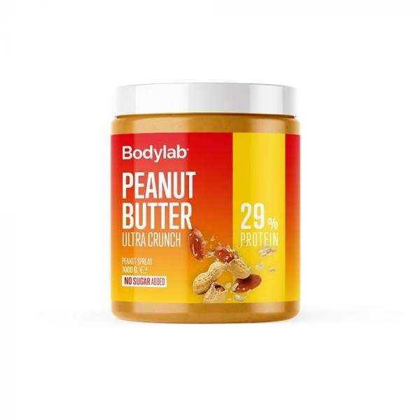 Bodylab Peanutt Butter 1kg - Ultra Crunch
