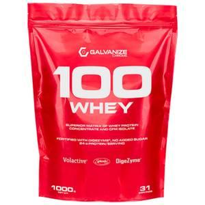 Bilde av Galvanize 100 Whey 1kg Milk Chocolate