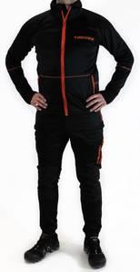 Bilde av Ullfleece jakke