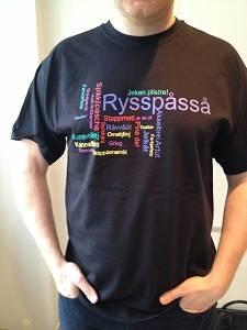 Bilde av Rysspåsså ryss-skjorte Røros