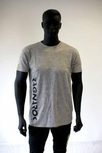 Bilde av T-skjorte, grå merinoull
