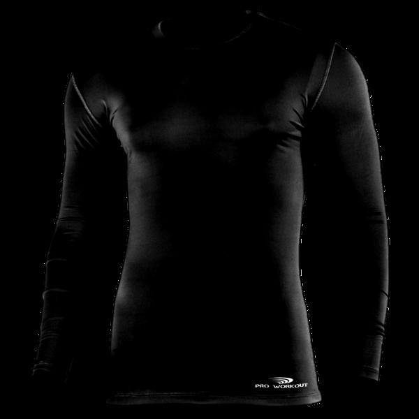 naturall rundhals superFLX lang treningsskjorte - all sports