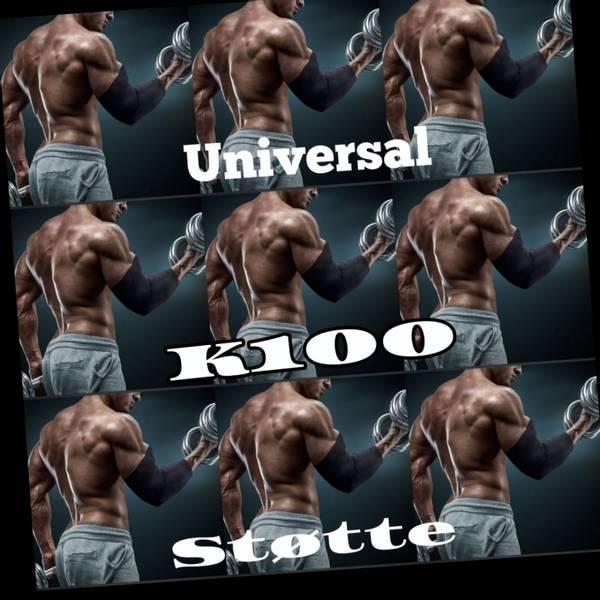 Bilde av K100 universal COPPER albuestøtte