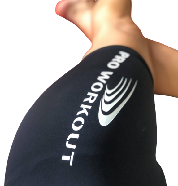 naturall dame superFLX shorts/tights - støtter kjernemusklene