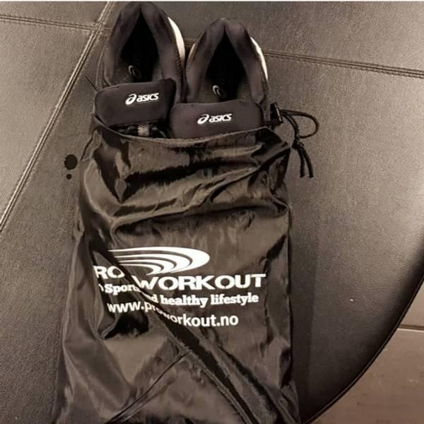 oppbevaringspose stor - sko/svettetøy