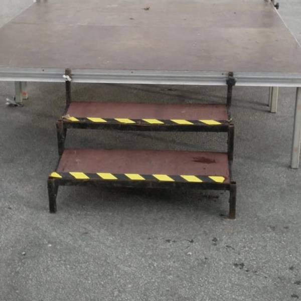 Bilde av Scene trapp