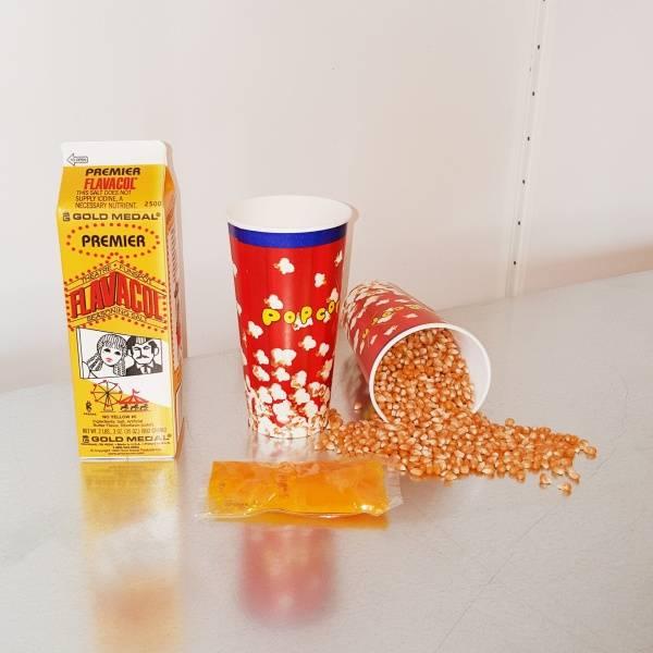 Bilde av Popcorn tilbehør