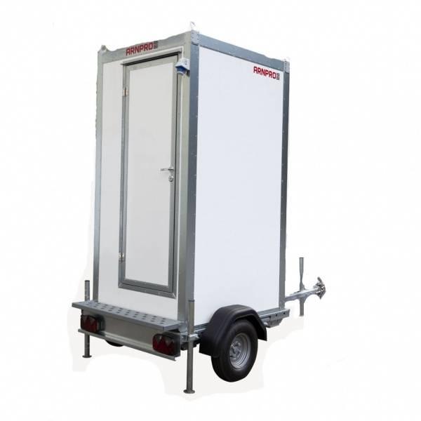 Bilde av Toalettvogn med 1 toalett, med henger