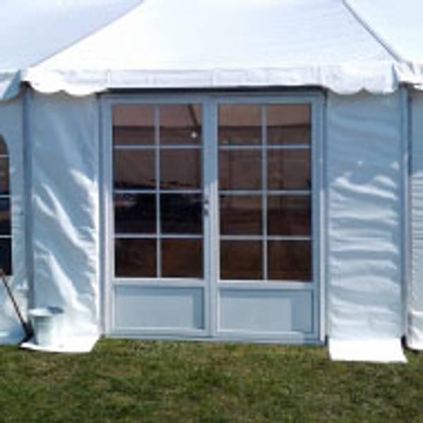 Bilde av Dobbeldør telt