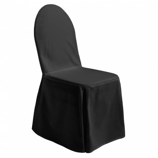 Bilde av Overtrekk til Banquet stol - sort