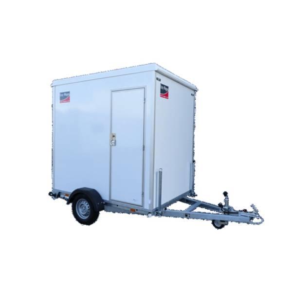 Bilde av Toalett vogn med dusj