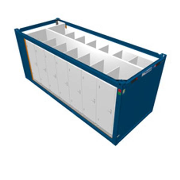 Bilde av Toalett Container 2020