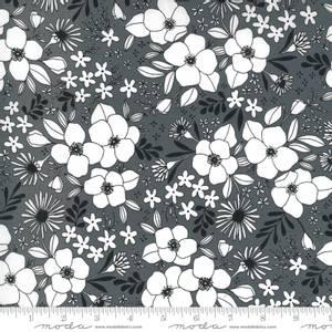 Bilde av Illustrations Grå Blomstret 50cm