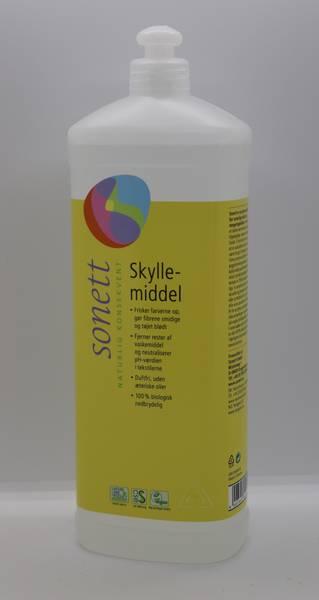 Skyllemiddel for tekstiler