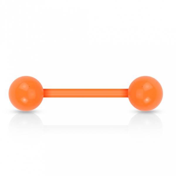 Bilde av Acrylic Barbell Orange