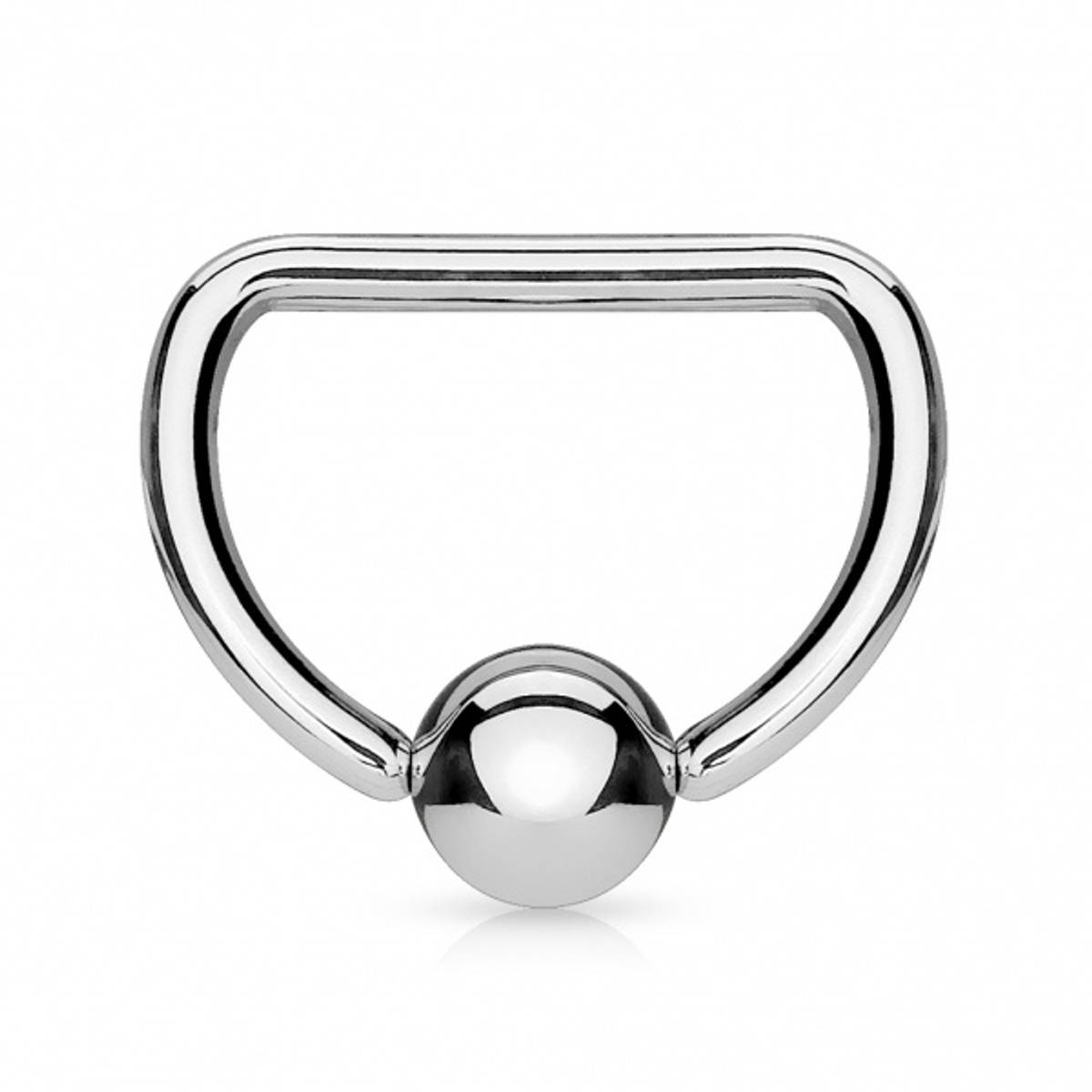 D Shaped Bcr Ring