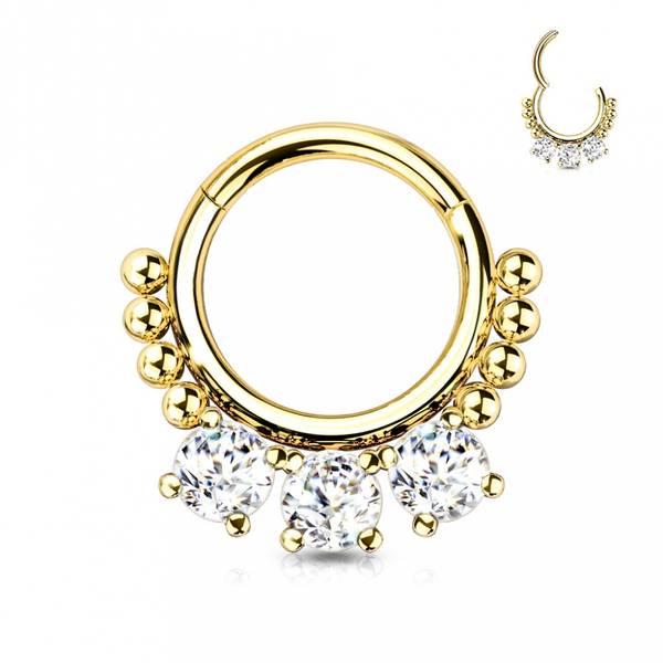 Bilde av Jane Front Facing Hinged Ring