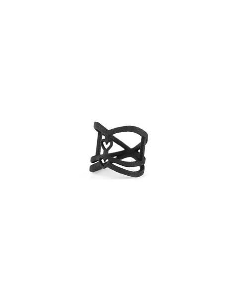 Bilde av Embraced Ring in Black  rogue