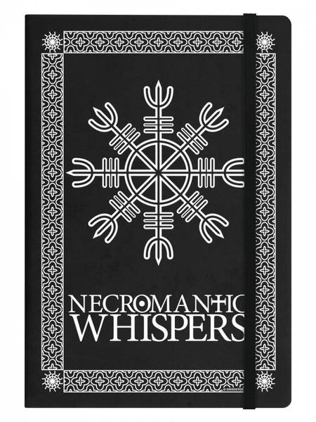Bilde av Necromantic Whispers A5 Black
