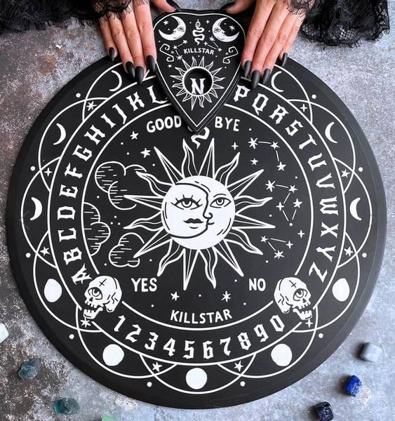 Bilde av Spiritus Round Spirit Board