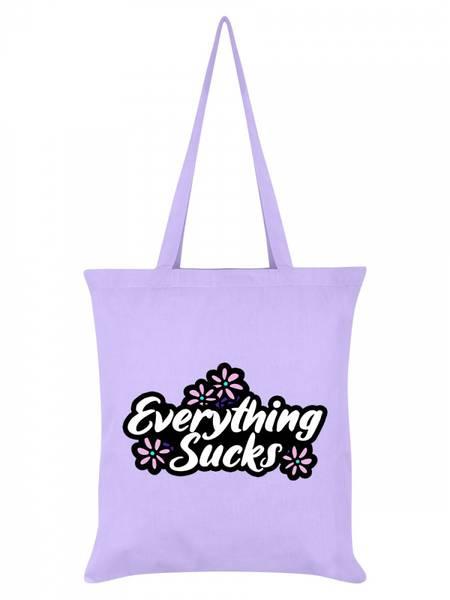 Bilde av Everything Sucks Lilac Tote